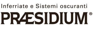 Praesidium inferriate sistemi oscuranti - logo