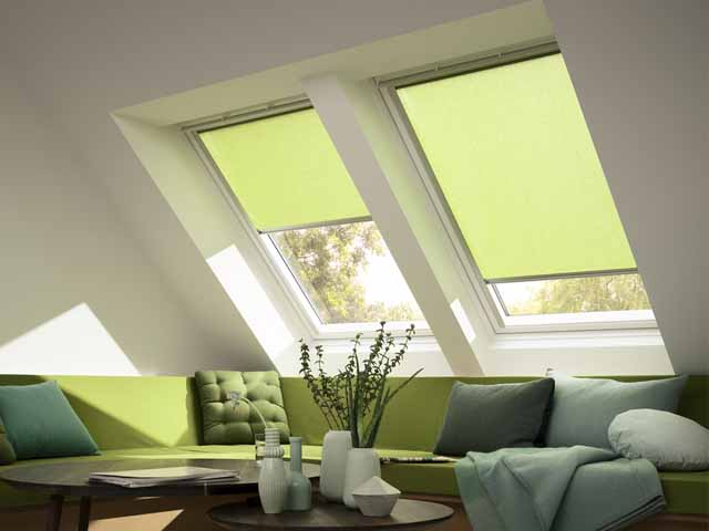 Tende per finestre per tetti am casa for Velux in alluminio