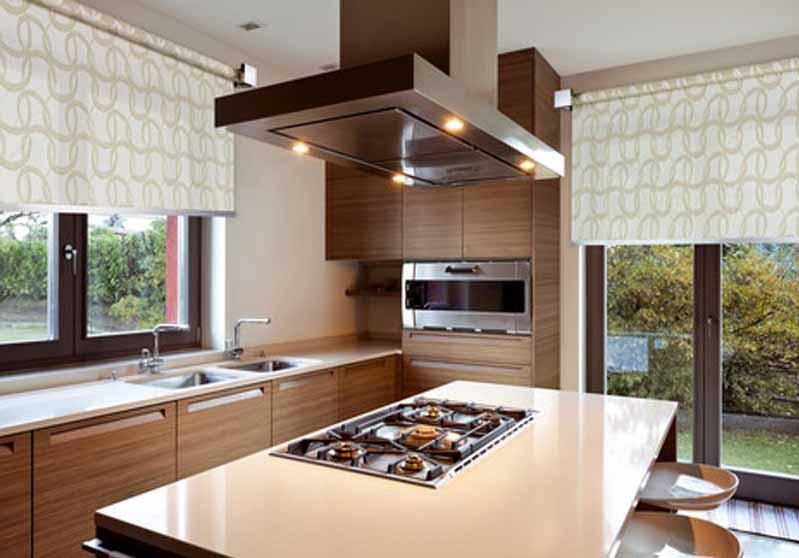 Tende da interno per l 39 arredamento della casa o ufficio for Tende arredamento moderno