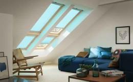 velux tende arredamento ombreggianti mansarda per finestre tetti piani inclinati infissi alluminio legno pvc serramenti Cesena Forlì Ravenna Rimini